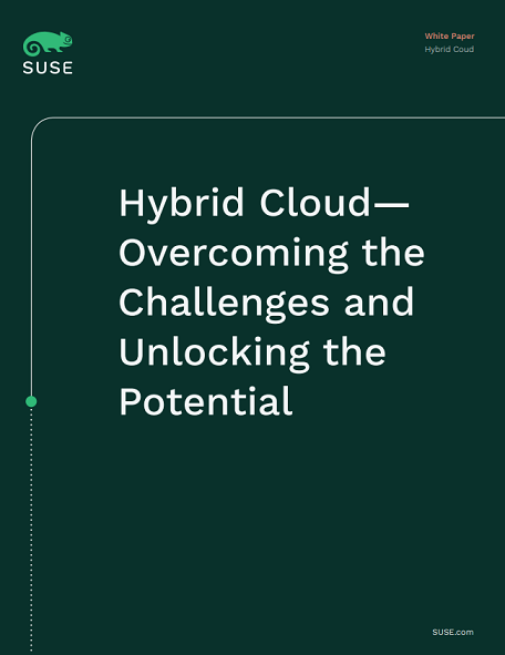 Hybrid Cloud — Overcoming the Challenges and Unlocking the Potential