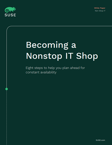 Becoming a Nonstop IT Shop