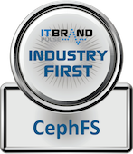 業界1位のCephFS (Industry first CephFS)