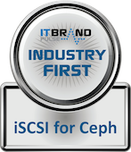 業界1位のiSCSI for Ceph (Industry first iSCSI for Ceph)