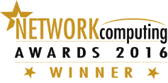 Gewinner des Network Computing Awards 2016