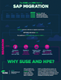 Infographic: The SUSE and HPE Path to SAP Migration