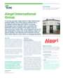 Success Story: Alegri International Service GmbH