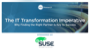 The IT Transformation Imperative