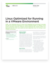 Linux Optimized for Running in a VMware Environment