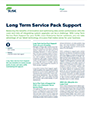 Long Term Service Pack Support