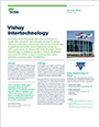 Success Story: Vishay Intertechnology
