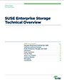 SUSE Enterprise Storage Technical Overview