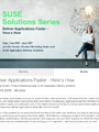 Deliver Applications Faster – Here's How