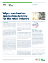 Wipro modernizes application delivery for the retail industry