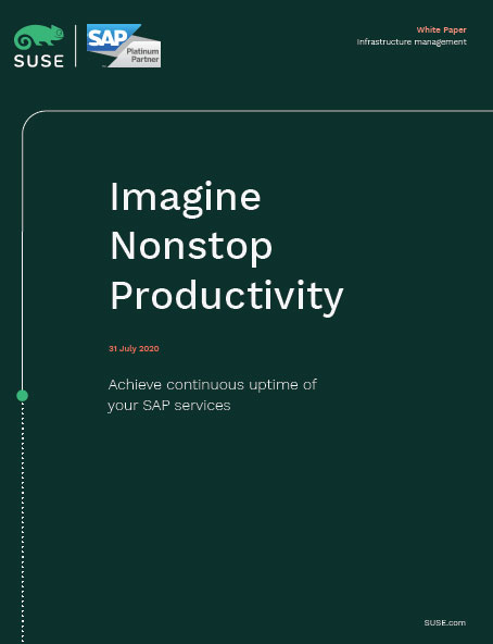 Say goodbye to downtime - imagine nonstop productivity