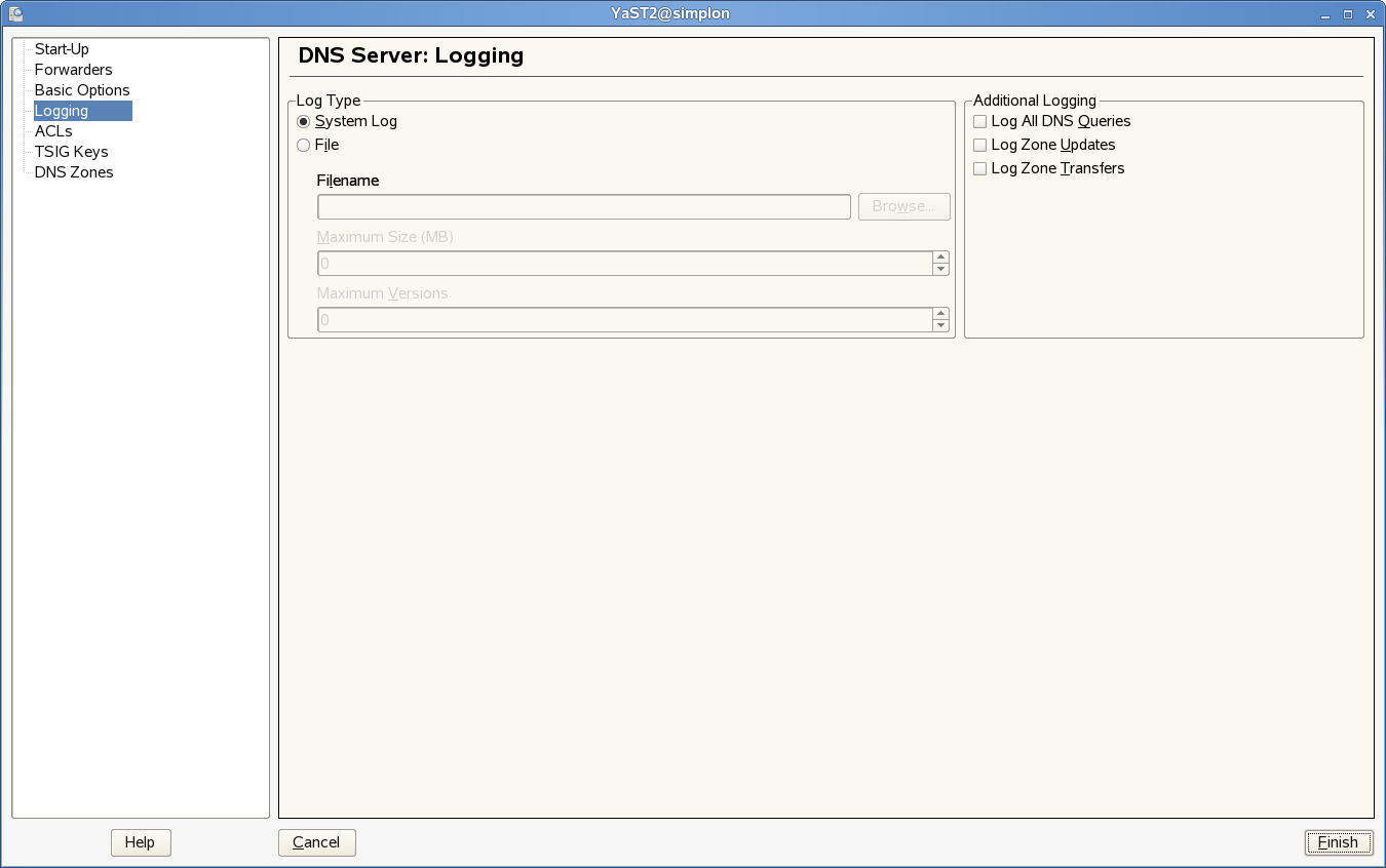 Set up a Local DNS Server to Have Access to Multiple DNS