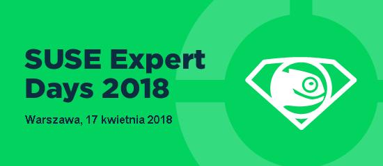 SUSE Expert Days w Warszawie