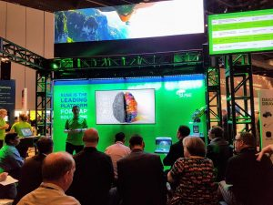 SUSE mini-theater at SAPPHIRE