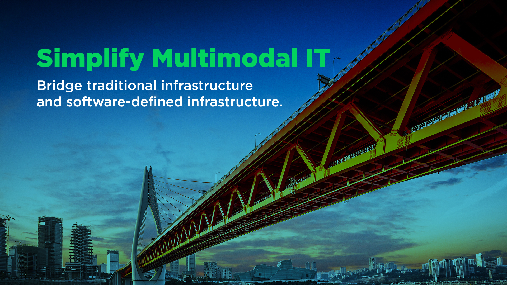 Simplify Multimodal IT