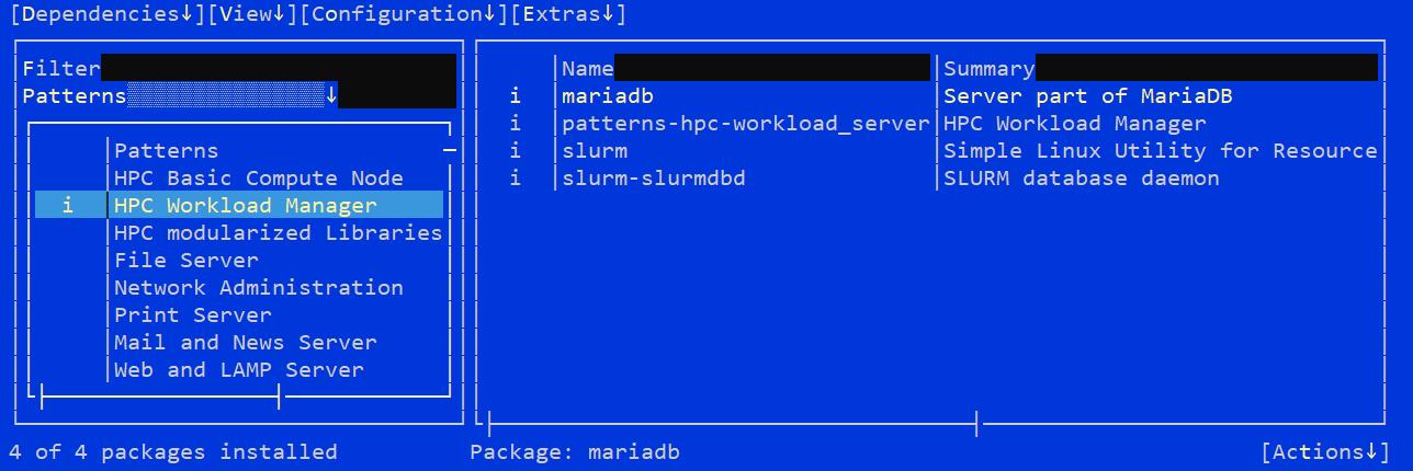Deploying SLURM using SLE HPC patterns - SUSE Communities