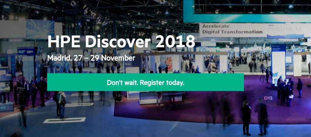 3 days of learning and having fun with SUSE at HPE Discover