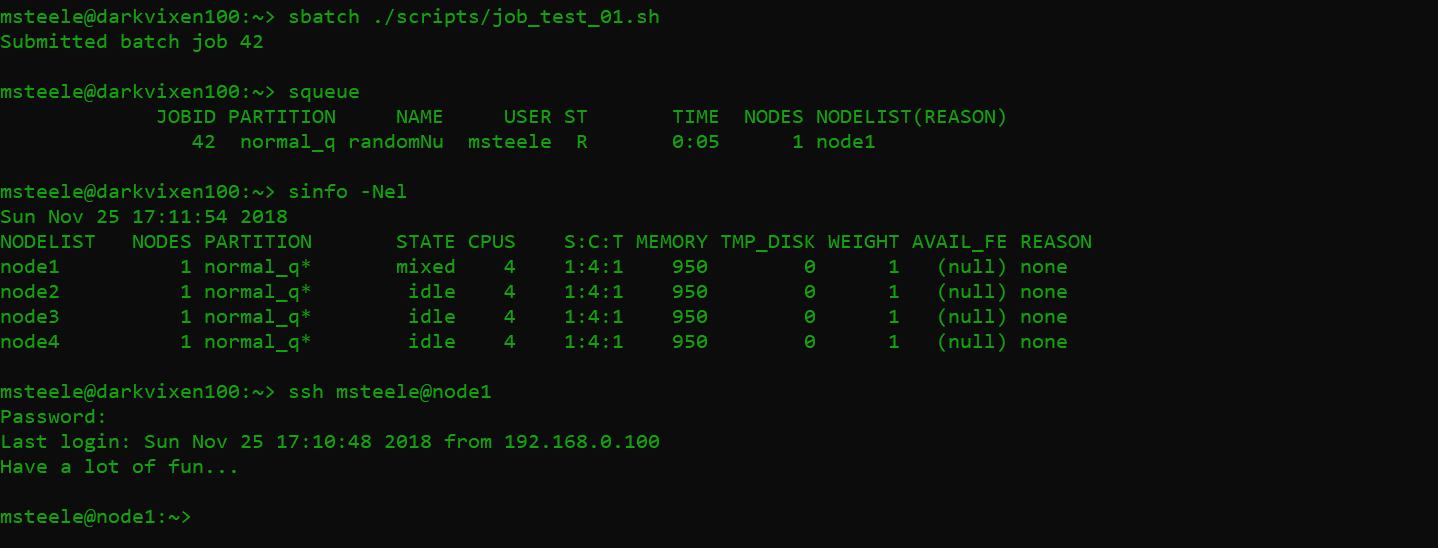Deploying SLURM PAM modules on SLE compute nodes - SUSE