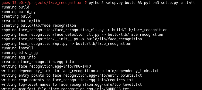 Face Recognition Based on *dlib* in a KVM Guest - SUSE Communities