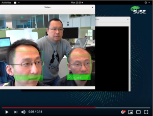 Face Recognition Based on *dlib* in a KVM Guest - SUSE