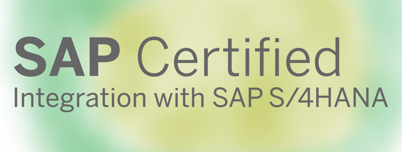 SAP Certified Integration