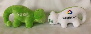 Co-branded chameleons