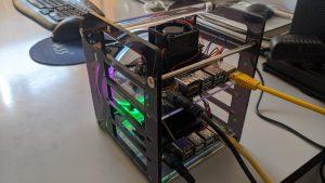 AI on the Edge Jetson Nano
