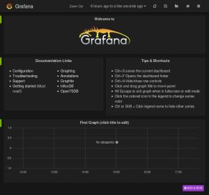 Grafana-Main-Page