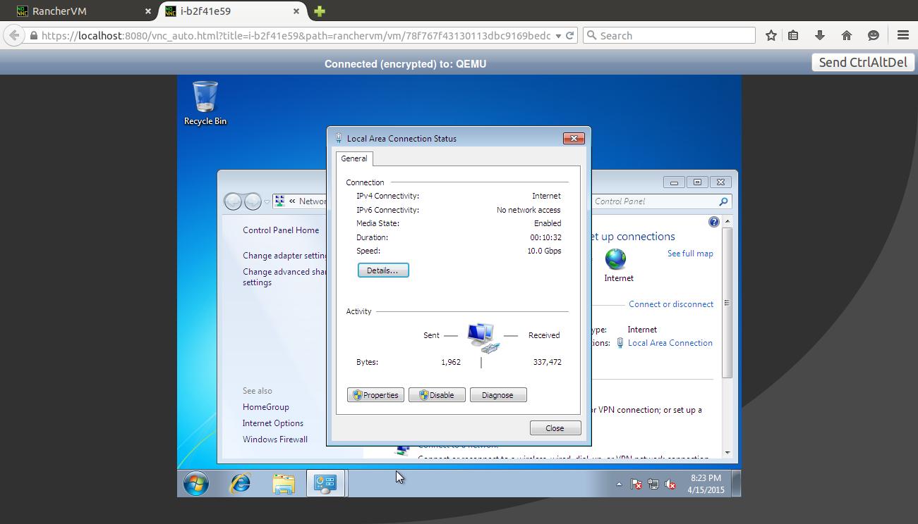 RancherVM-Windows