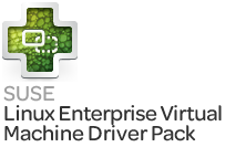 SUSE Linux Enterprise Virtual Machine Driver Pack
